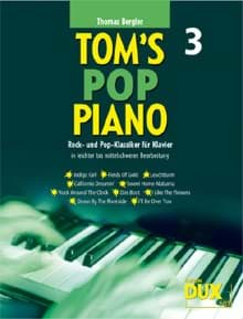 Bild von Tom's Pop Piano Band 3