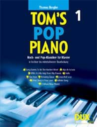 Bild von Tom's Pop Piano Band 1