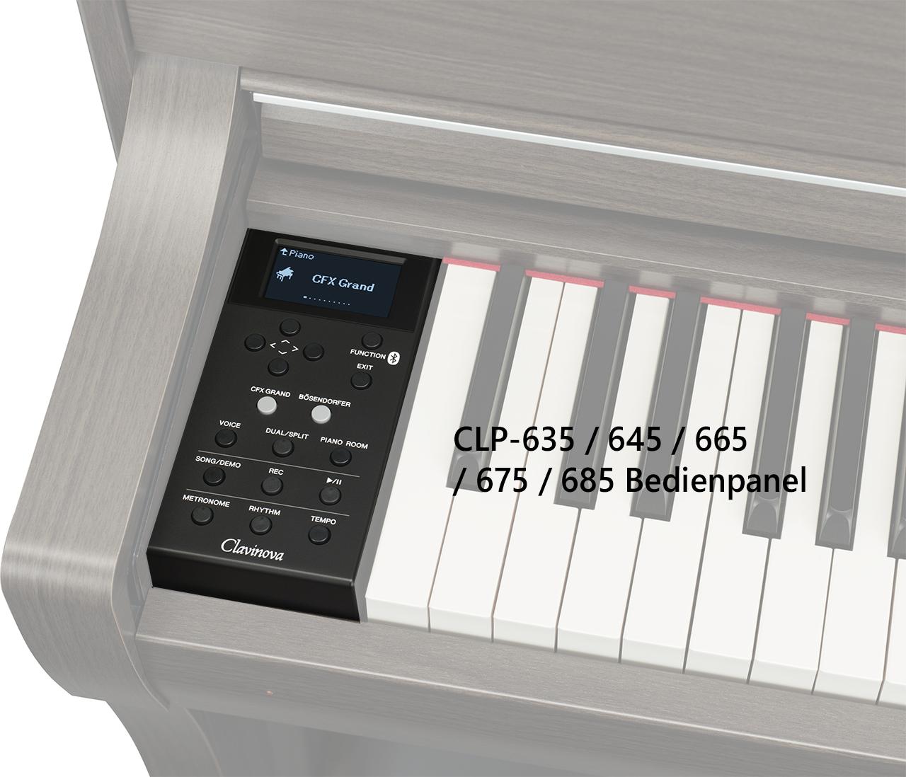 Yamaha Ppiano Digital
