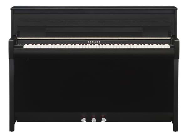 yamaha clavinova clp 685 pe digitalpiano schwarz hochglanz. Black Bedroom Furniture Sets. Home Design Ideas