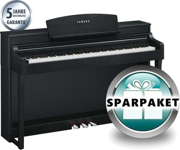 yamaha csp 150 b smartpiano schwarz matt sparpaket. Black Bedroom Furniture Sets. Home Design Ideas