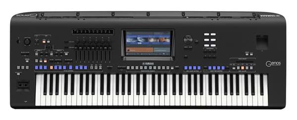 Bild von Yamaha GENOS - Entertainer Workstation