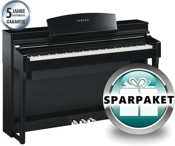 yamaha clavinova csp 170 pe smartpiano schwarz poliert. Black Bedroom Furniture Sets. Home Design Ideas