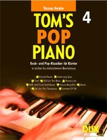 Bild von Tom's Pop Piano Band 4